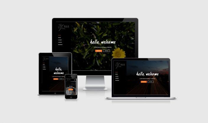 Website: MAN Marketing